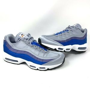 "Nike Air Max 95 SE ""Satin Upper"" Wolf Grey/Blue"